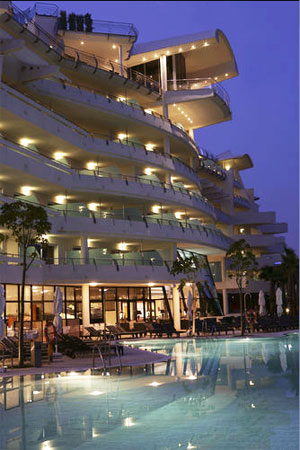 Malaga hotels accommodation in costa del sol spain for Hotels malaga